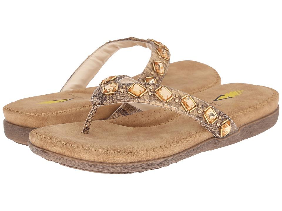 VOLATILE Morocco Gold Womens Sandals