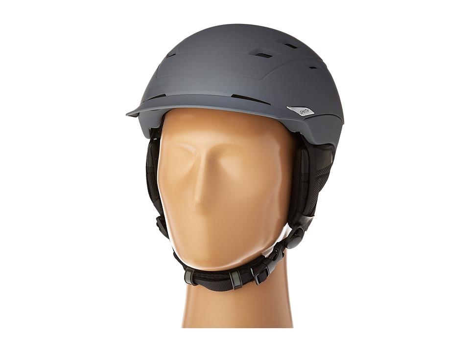 Smith Optics Variance Matte Charcoal Helmet