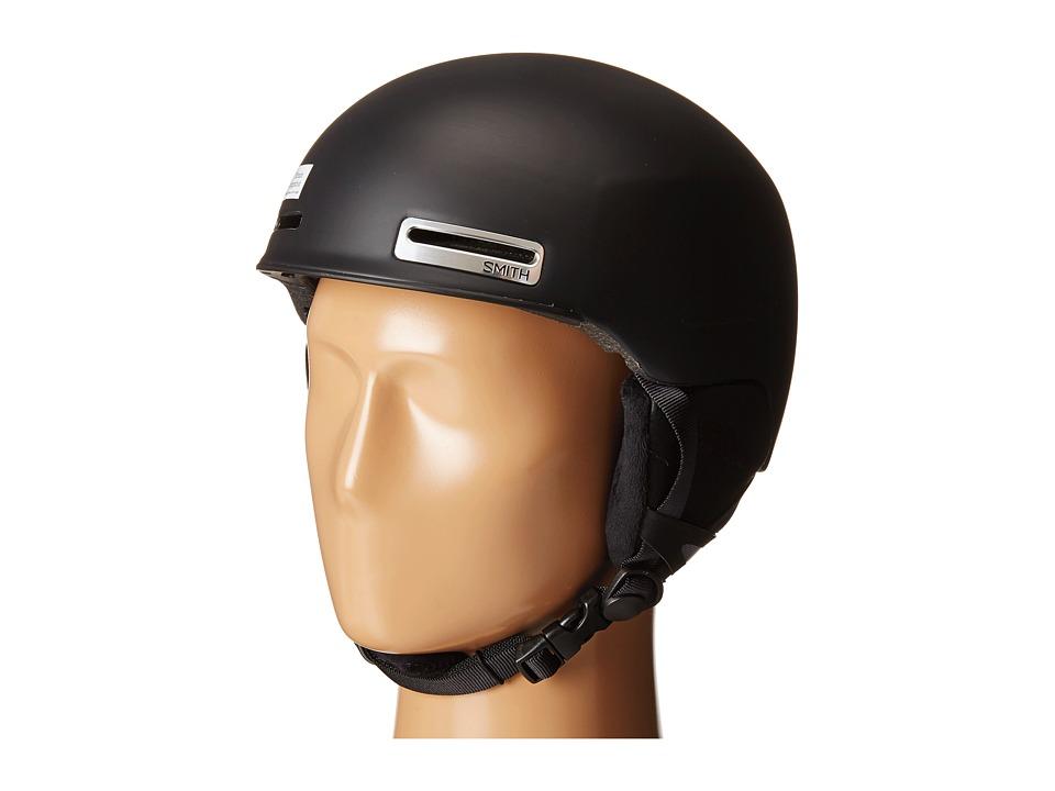 Smith Optics Maze Matte Black Helmet