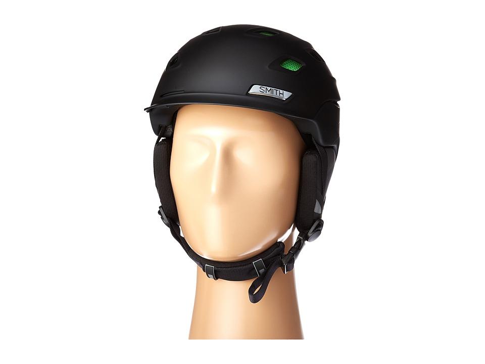 Smith Optics Vantage Matte Black Helmet