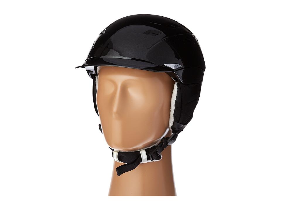 Smith Optics Valence Black Pearl Helmet