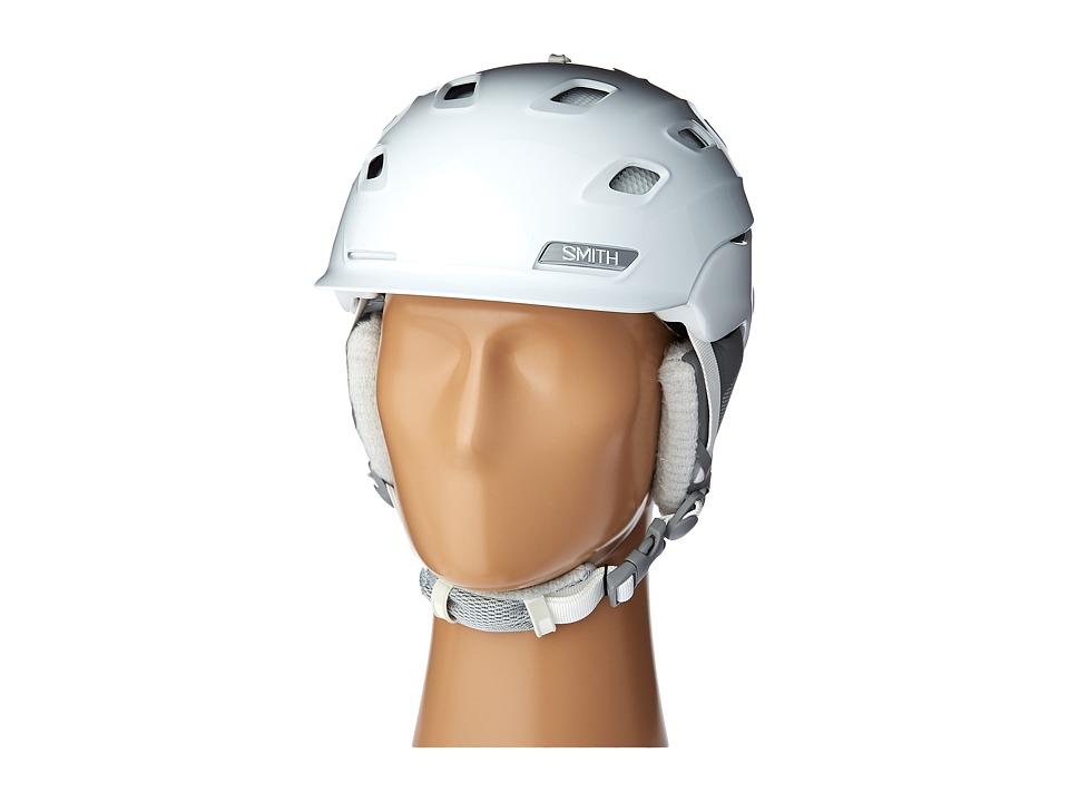 Smith Optics Vantage White Helmet