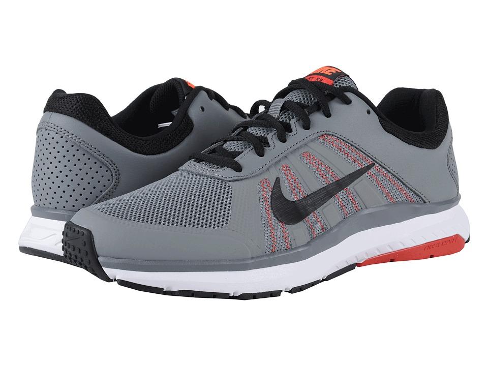 Nike Dart 12 (Cool Grey/Black/University Red/Total Crimson/White) Men