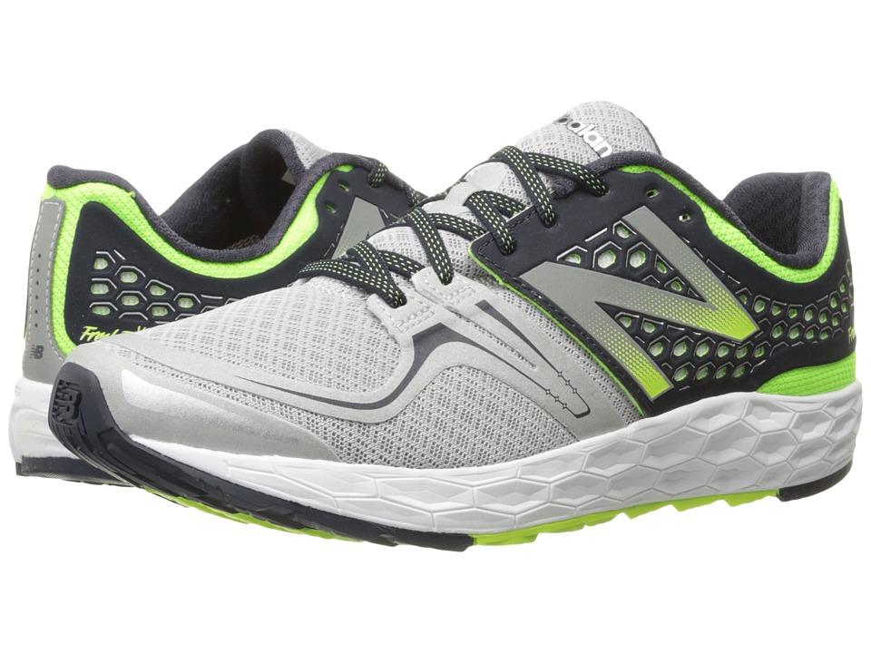 New Balance - Fresh Foam Vongo (White/Grey) Mens Running Shoes