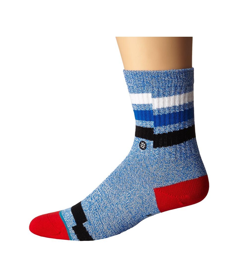 Stance Lombard Toddler/Little Kid/Big Kid Royal Mens Crew Cut Socks Shoes