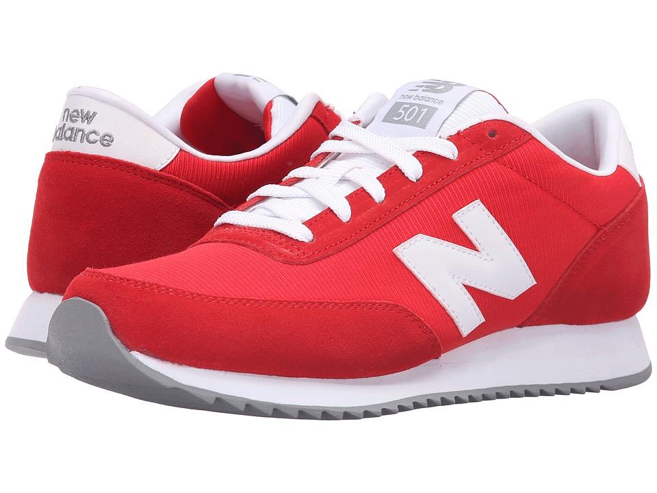 New Balance Classics - MZ501v1 (Red) Men