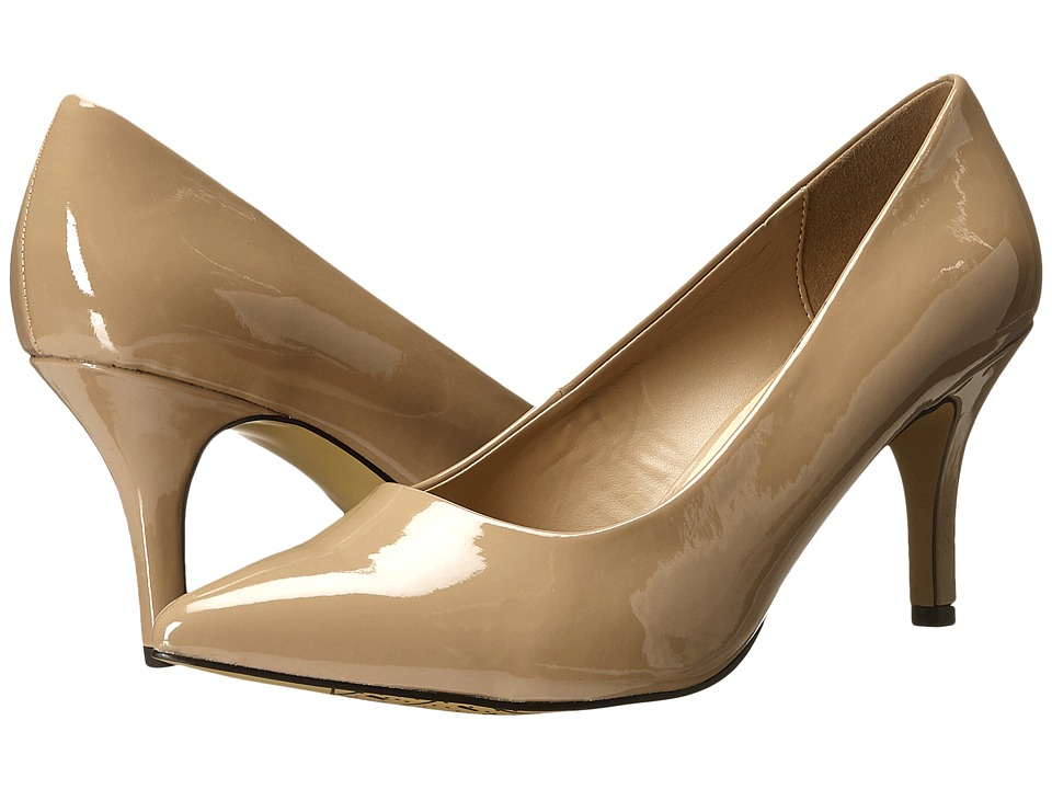 Bella Vita Define Nude Patent High Heels