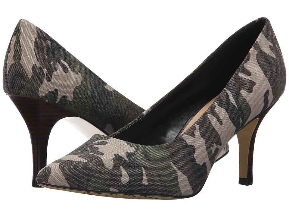 Bella Vita Define Camo High Heels