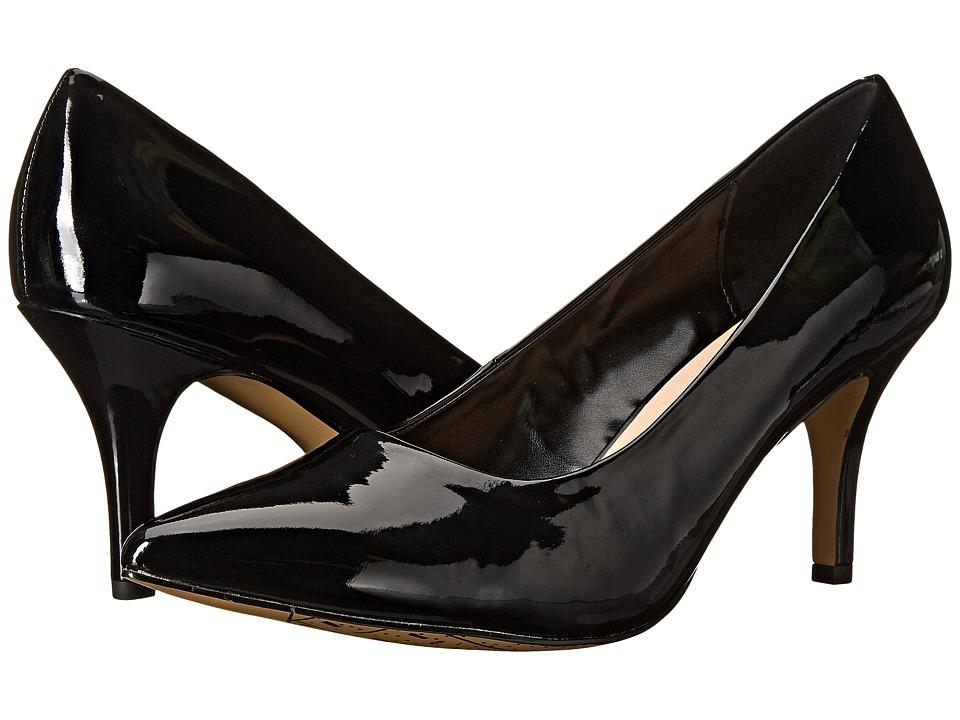 Bella Vita Define Black Patent High Heels