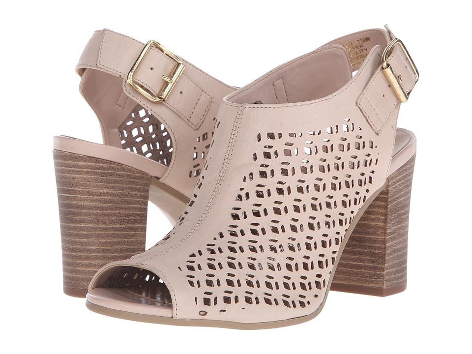 Bella Vita Trento Nude Womens 1 2 inch heel Shoes