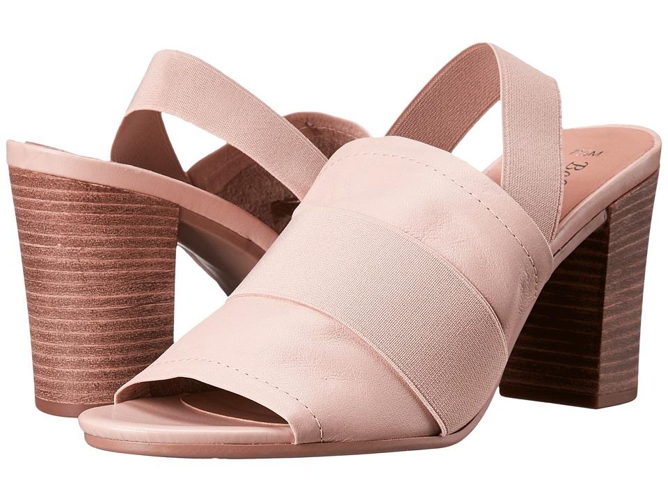 Bella Vita Sassari Nude/Nude Gore Womens 1 2 inch heel Shoes