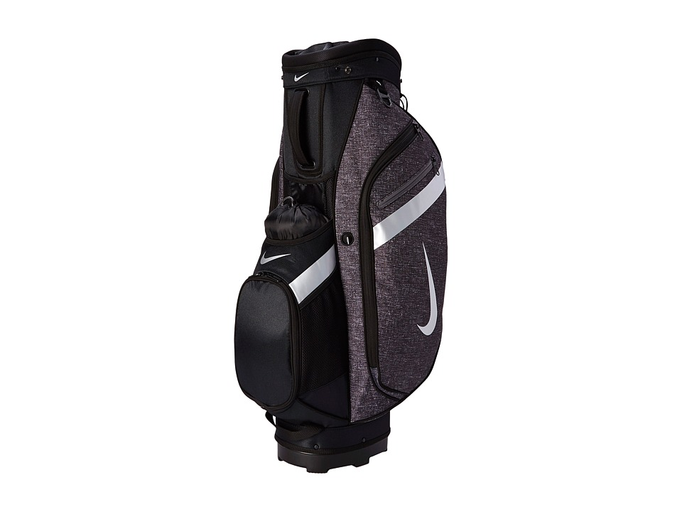 Nike Golf - Sport Cart IV (Black/Silver/Black) Athletic Sports Equipment