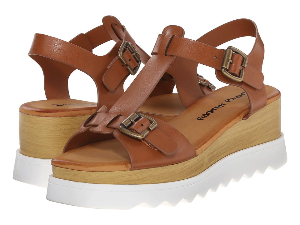 Dirty Laundry Ballroom Tan Womens Sandals