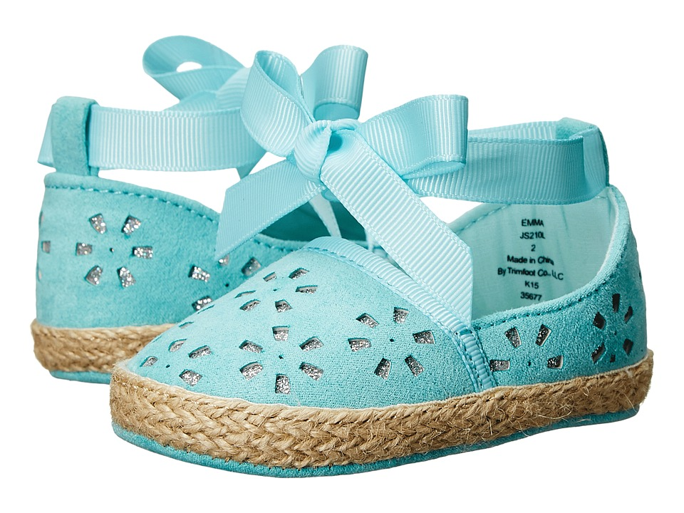 Jessica Simpson Kids Emma Infant/Toddler Mint Girls Shoes