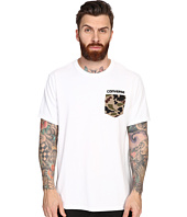 Converse - Short Sleeve Camo Pocket Tee