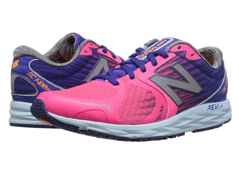 New Balance - W1400v4 (Purple/Blue) Womens Running Shoes