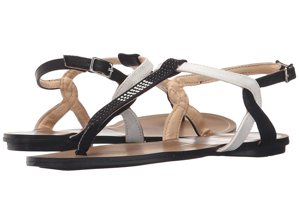 Dolce Vita Kids Mikki Little Kid/Big Kid Black/White Girls Shoes