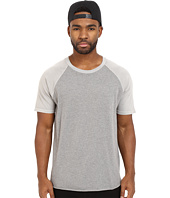 Converse - Overdyed Short Sleeve Baseball Hem Tee