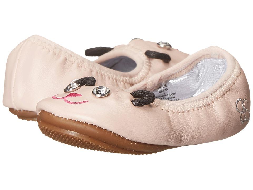 Jessica Simpson Kids Millie Infant/Toddler Blush Girls Shoes