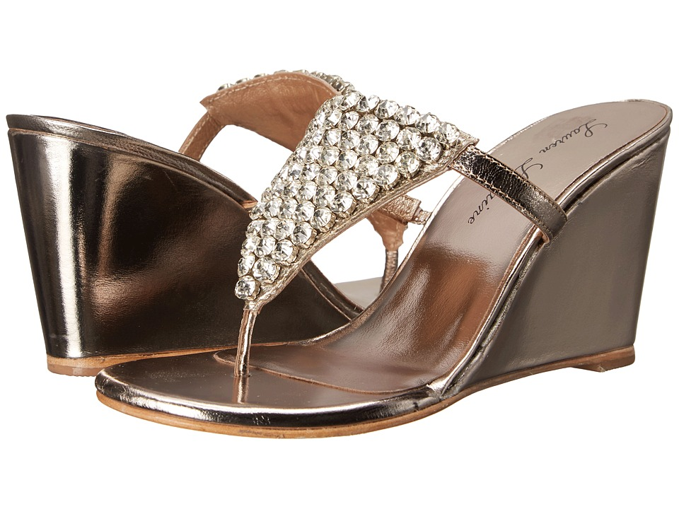 Lauren Lorraine Anguilla Platino Womens Shoes