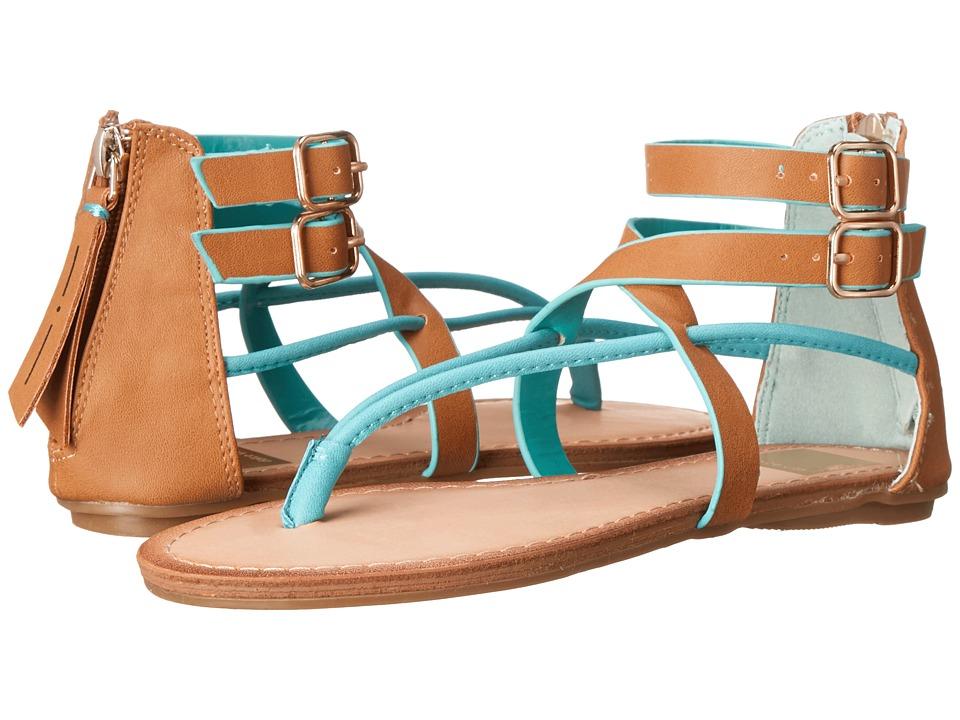 Dolce Vita Kids Milania Little Kid/Big Kid Turquoise Girls Shoes