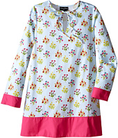 Oscar de la Renta Childrenswear - Floral Caftan (Toddler/Little Kids/Big Kids)