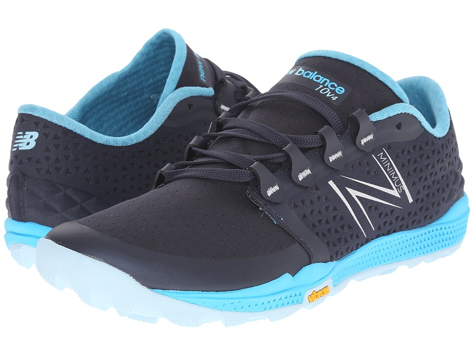 New Balance Minimus WT10v4 (Black/Grey) Women