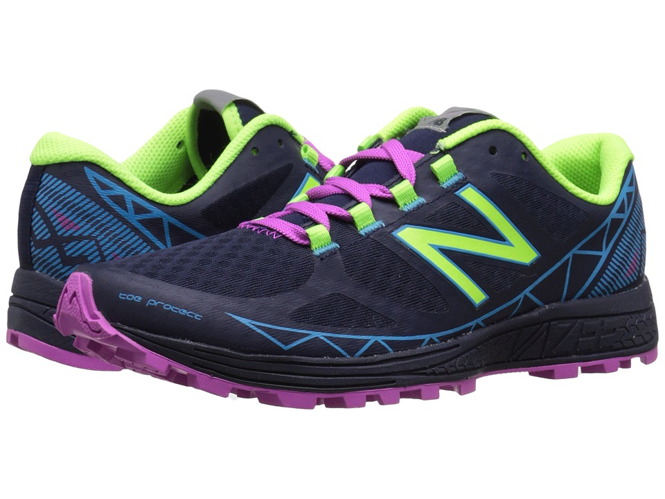 New Balance - Vazee Summit (Abyss/Toxic) Womens Running Shoes