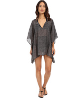 Echo Design - Solid Kangaroo Poncho Cover-Up