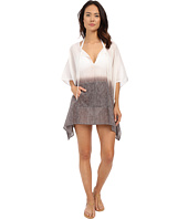 Echo Design - Ombre Kangaroo Poncho Cover-Up