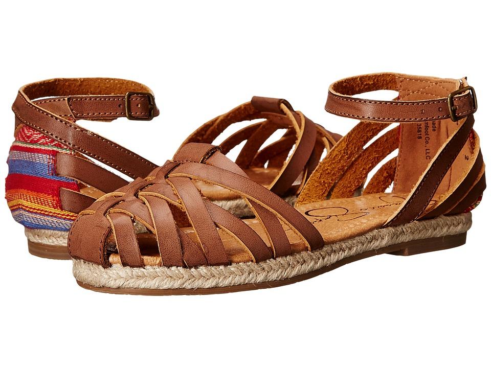 Jessica Simpson Kids Belami Little Kid/Big Kid Tan Girls Shoes