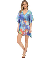 Echo Design - Amazon Floral Silky Buttefly Cover-Up