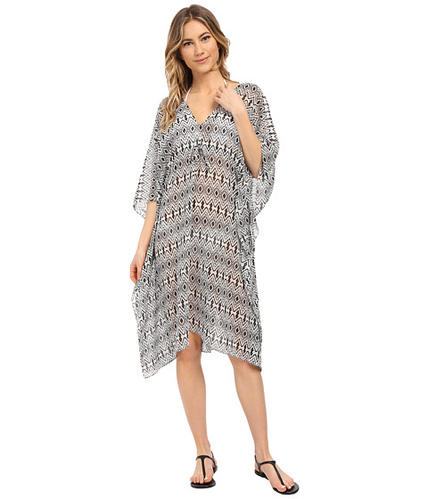 Echo Design Ikat Double V Butterfly Cover-Up