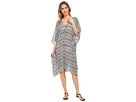 Ikat Double V Butterfly Cover-Up