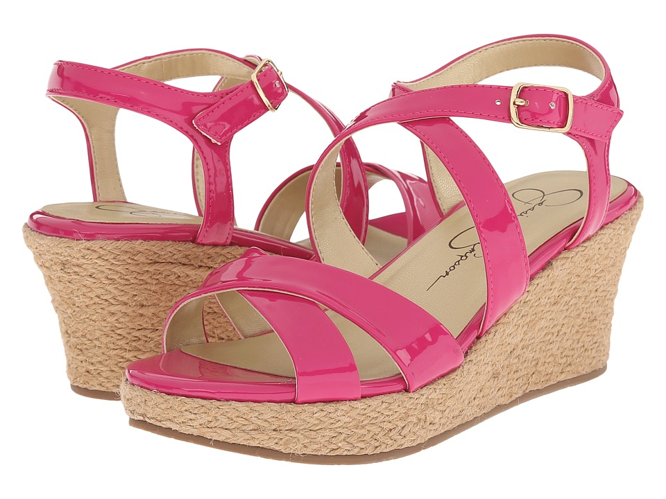 Jessica Simpson Kids Delphi Little Kid/Big Kid Fuchsia Girls Shoes