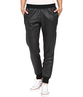Converse - Coated Zipper Jogger Pants