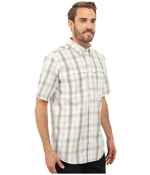 Carhartt Force Mandan Button Down Short Sleeve Shirt Sour