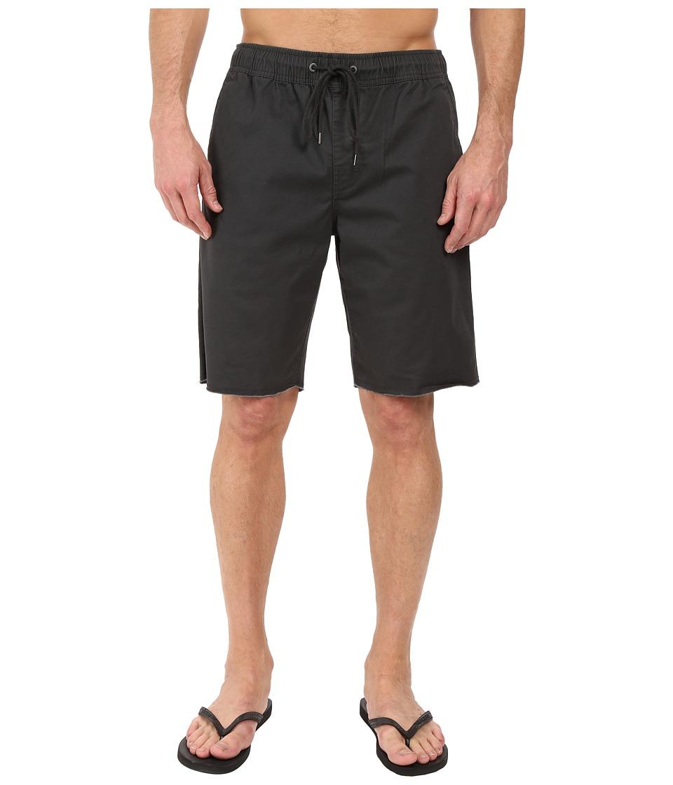 Body Glove Dazed Walkshorts Charcoal Mens Shorts