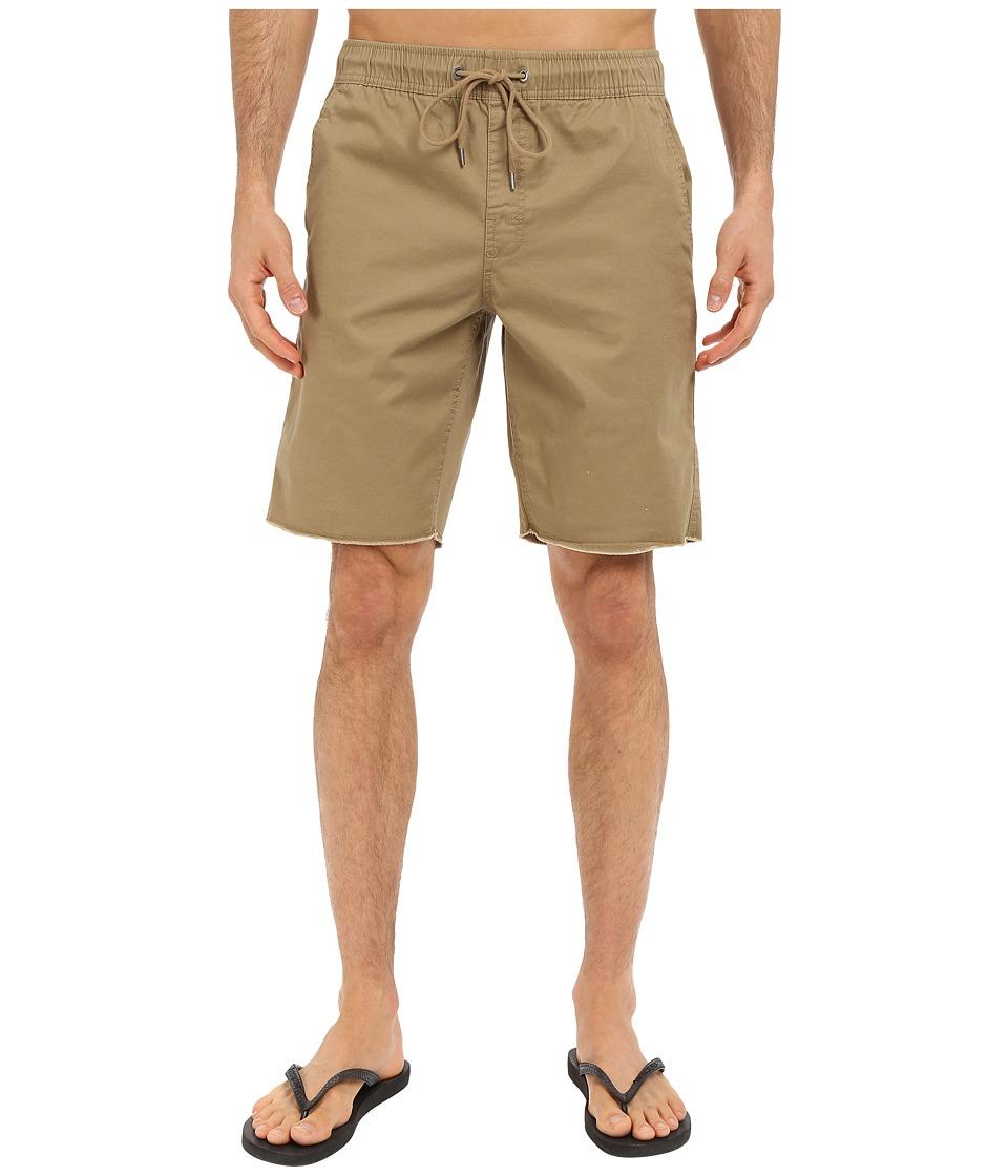 Body Glove Dazed Walkshorts Khaki Mens Shorts
