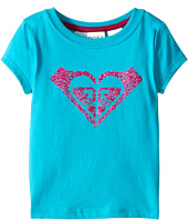 Roxy Kids - Swirl Tee (Toddler/Little Kids)