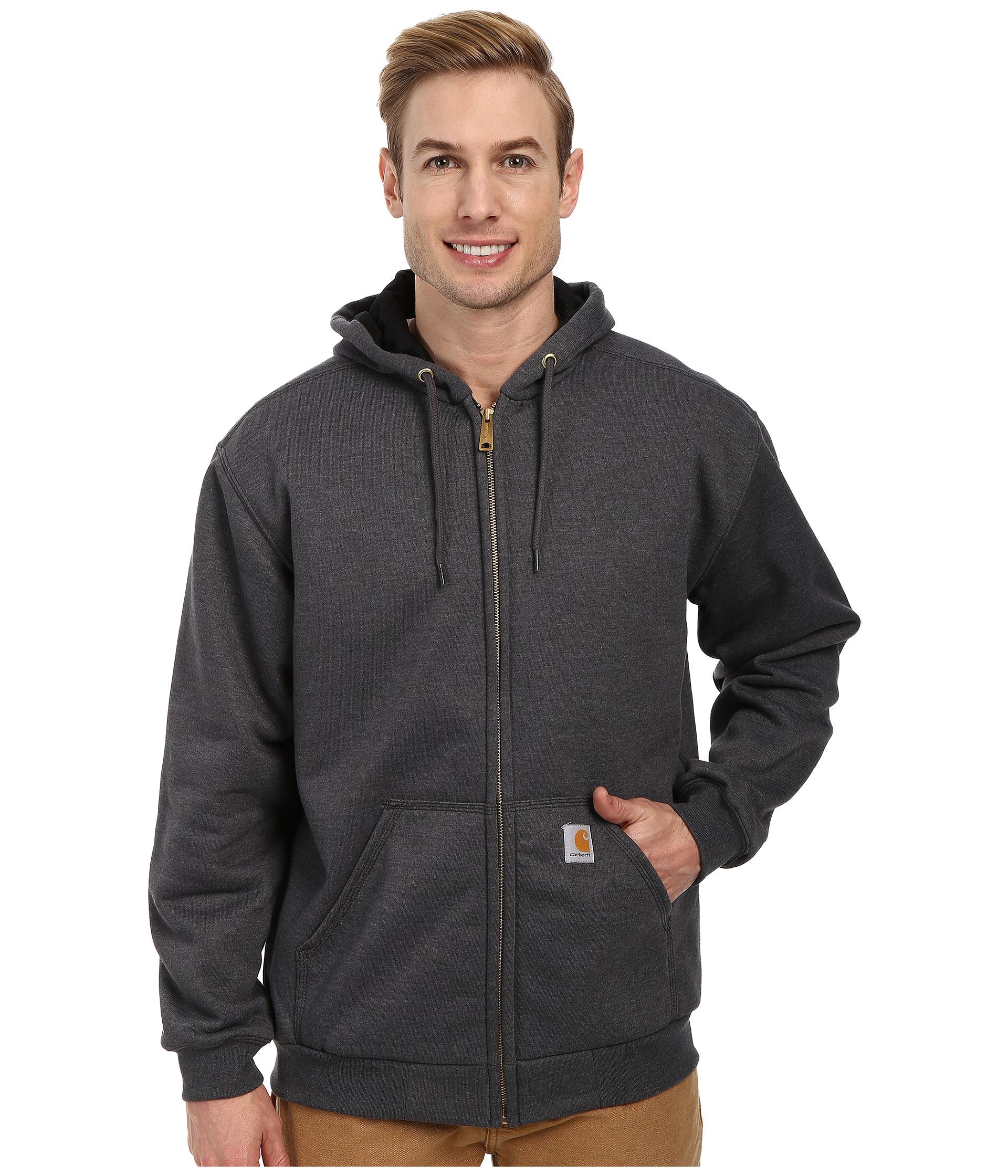 Carhartt thermal hoodie