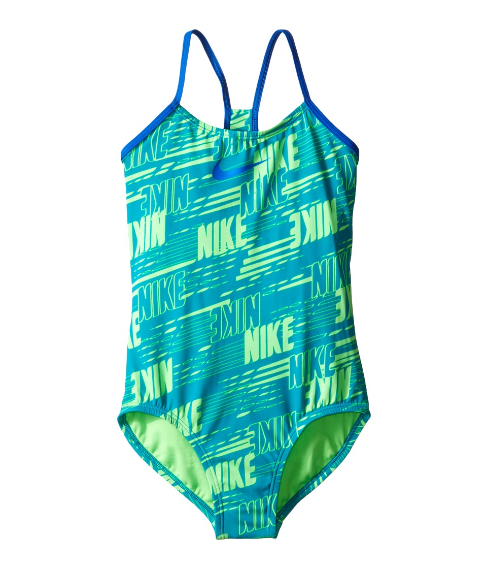 Nike Kids Racerback Tank Top (Big Kids) (Energy) Girl
