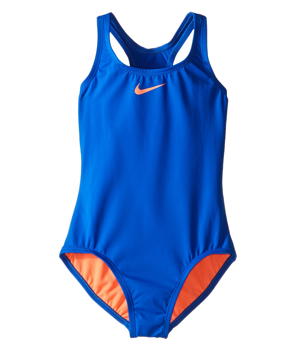 Nike Kids Solid Racerback Tank Top (Big Kids) (Hyper Cobalt) Girl