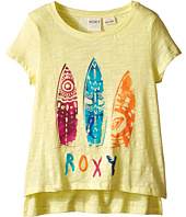 Roxy Kids - Boards in the Sand Short Sleeve Tee (Big Kids)