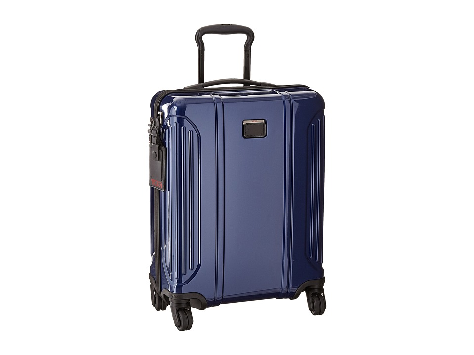 Tumi - Vapor Lite International Slim Carry-On (Navy) Carry on Luggage
