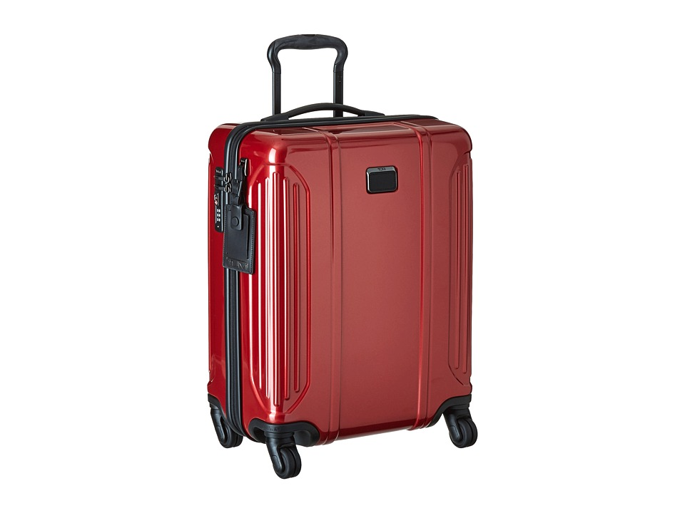 Tumi - Vapor Lite Continental Carry-On (Chili) Carry on Luggage