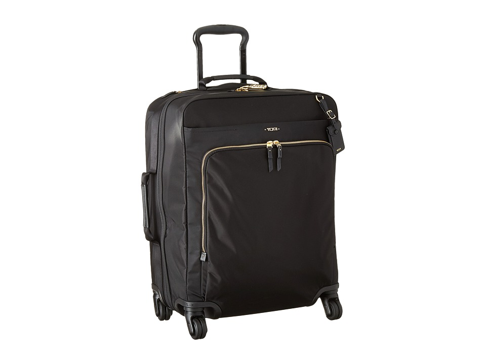 Tumi - Voyageur Super L ger Continental 4 Wheel Carry-On (Black) Carry on Luggage