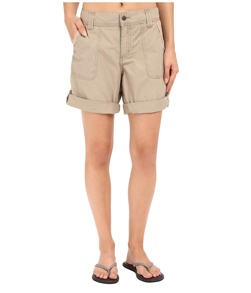 Carhartt Relaxed Fit El Paso Shorts Field Khaki Womens Shorts