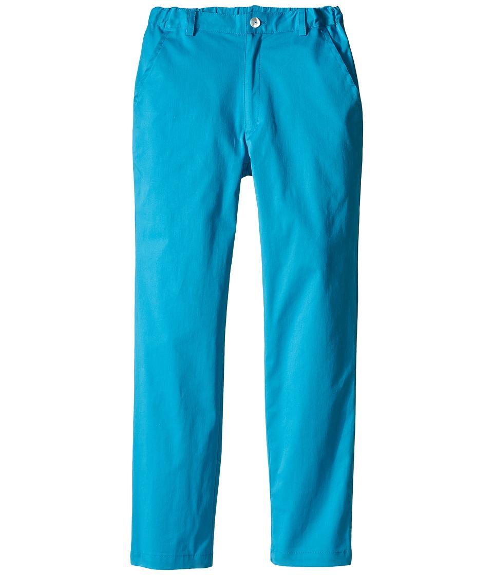 Oscar de la Renta Childrenswear Cotton Classic Pants Toddler/Little Kids/Big Kids Caribbean Boys Casual Pants