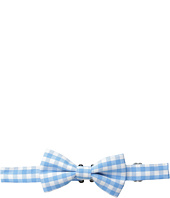 Oscar de la Renta Childrenswear - Gingham Bow Tie (Toddler/Little Kids/Big Kids)